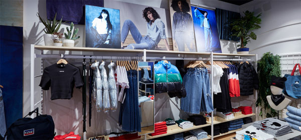 Levi's Women's only store